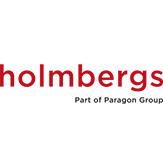 Logo Holmbergs